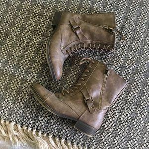 *SANITIZED* Rampage Combat BootS, Sz 8